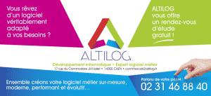 progiciel logiciel métier sur-mesure ALTILOG